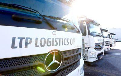 Kovanen Logistics on nyt saumaton osa LTP Group Oy:ta