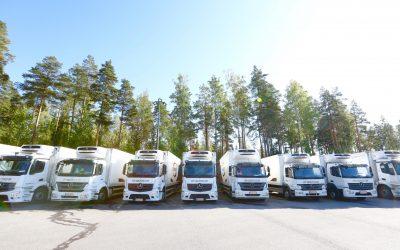 Etsimme kuljettajia Tampereen alueelle