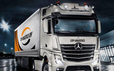 Logistiikkaoperaattori Foodstock yhteistyöhön LTP Logisticsin kanssa