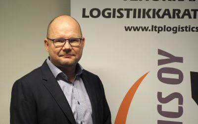 """""""LTP Logistics mahdollistaa sen, että yritykset voivat tehdä asioita tehokkaammin"""""""